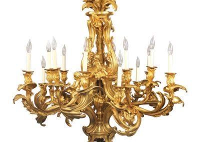 gilt-bronze-chandelier
